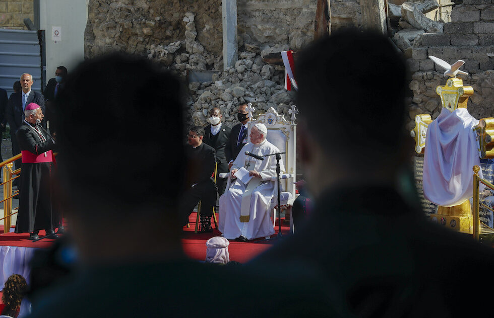 Papa Francesco Iraq